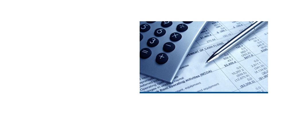 Accounting, book-keeping and preparation of financial statements